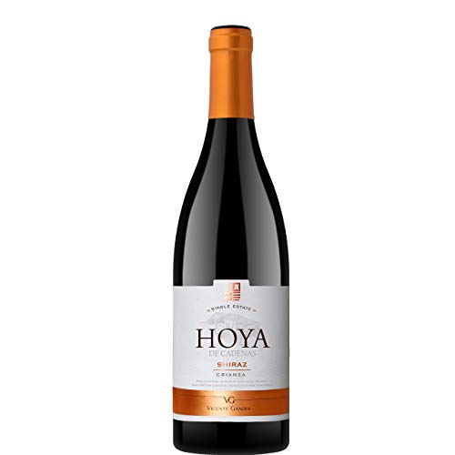 Hoya de Cadenas Reserva Shiraz Crianza Vino Tinto D.O. Uitel Requena - 750 ml