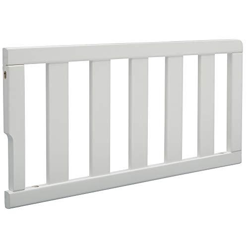 Delta Children No.0096 Daybed/Toddler Guardrail Kit, Bianca White