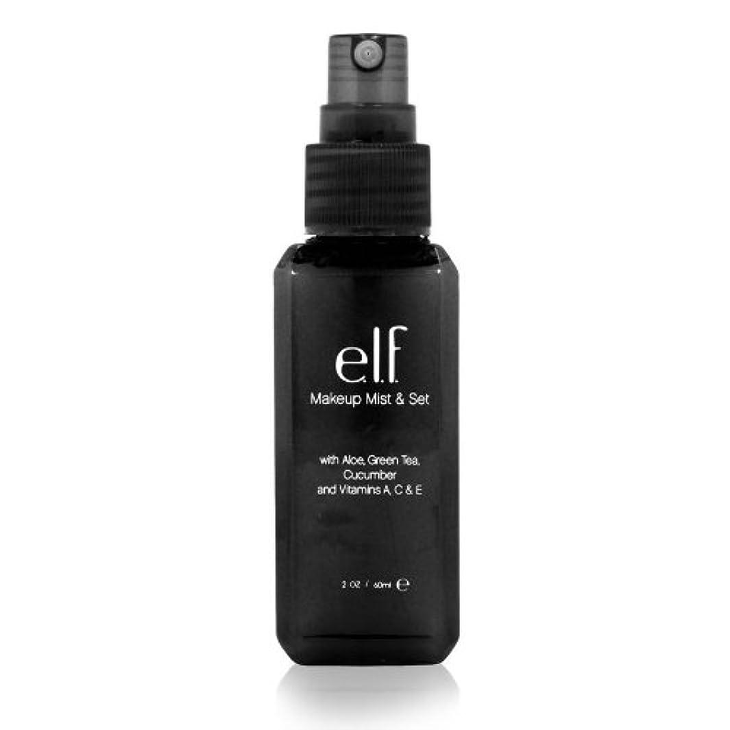 解体する科学モチーフe.l.f. Studio Makeup Mist & Set - Clear (並行輸入品)
