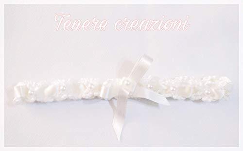Fascia per capelli uncinetto |fascia elegante neonata | battesimo | nascita | tenere creazioni