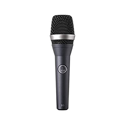 AKG D5 Vocal Dynamic Microphone by JBL