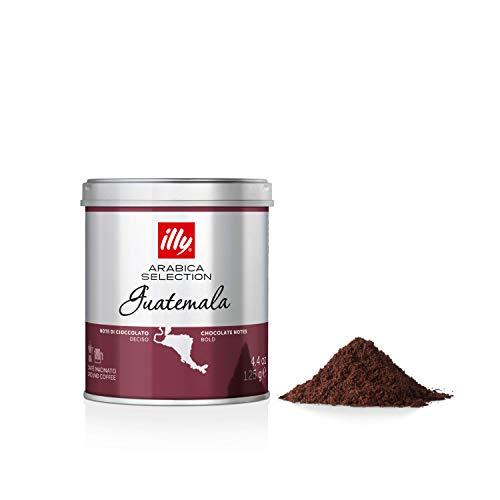 Illycaffè Caffè Macinato Moka Arabica Selection Guatemala - 125 Gr