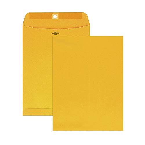 Mead Envelope, Clasp, 9