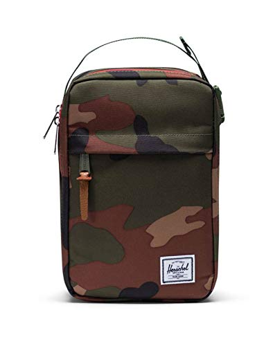 Herschel Chapter Travel Kit XL Woodland Camo