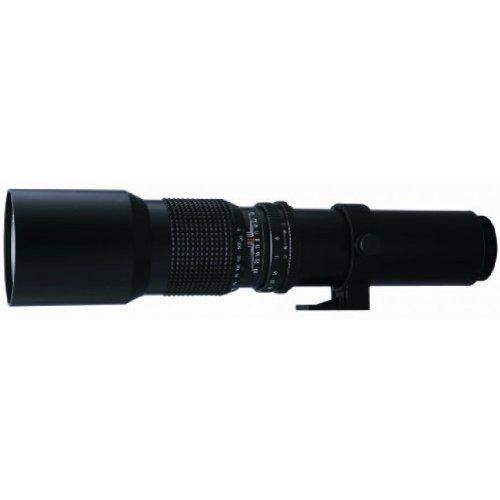 Bower 500mm f8.0 PRESET SLR Nero