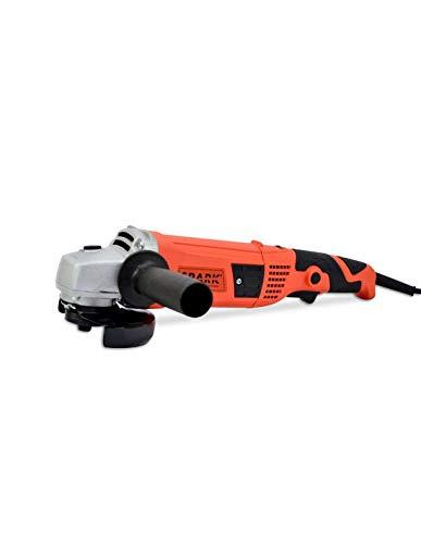 Spark - Amoladora angular 1050W, diámetro de disco 125 mm, 3000 - 11000rpm velocidad variable, 220V, mango auxiliar regulable - AG/AGD-1050