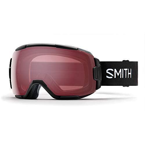 Smith Vice Unisex skibril - volwassenen Black/Everyday Rose, M