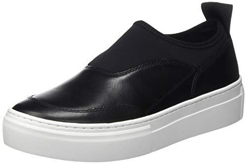 Vagabond Damen Zoe Platform Slip On Sneaker, Schwarz (Black 20), 38 EU