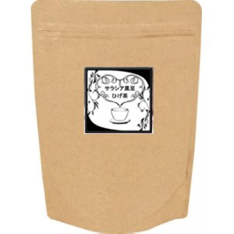 レクリエーション拡張革命【抗糖花】サラシア黒豆ひげ茶(お徳用ティーバッグ100ヶ)