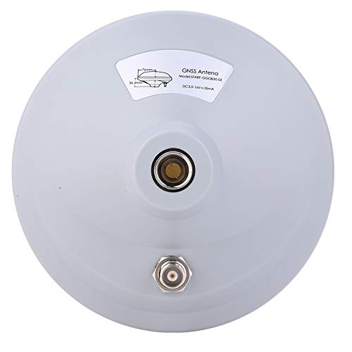 Antena fácil de instalar, -40 ° C ~ +80 ° C ~ +85 ° C ≤ 35 mA Antena de radio de coche plástico