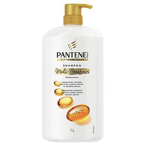 Shampoo Pantene Ultimate Care Multibenefícios - 1L