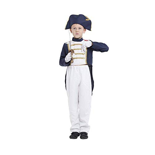 Disfraz De Napolen para Nios Carnaval De Navidad Fiesta De Disfraces De Halloween Vestido Elegante Ropa De Cosplay para Nios Rey Prncipe
