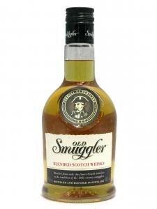 NDT24 - Old Smuggler Whisky 40% vol 70 cl - Blended Scotch Whisky!