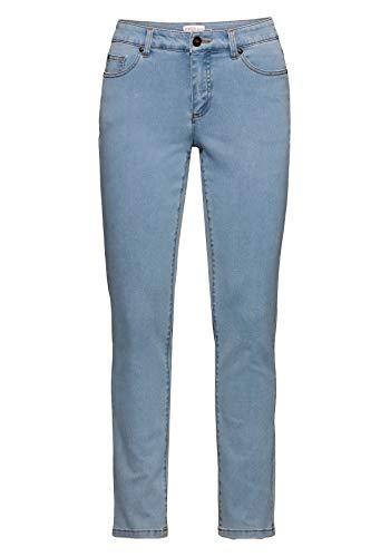 Sheego Five-Pocket Style - Jeans da donna Mix blu chiaro  W50
