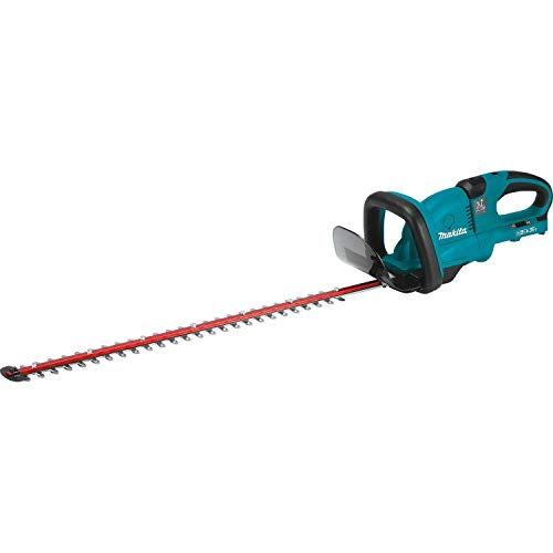 Makita XHU04Z 18V X2 (36V) LXT Lithium-Ion Cordless 25-1/2' Hedge Trimmer, Tool Only