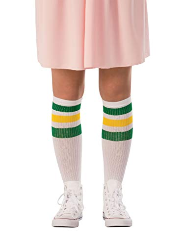 Rubie's Stranger Things Stranger Things Staffel 1 Eleven's Socken, Unisex, Mehrfarbig, NS