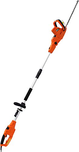 Mader Garden Tools 69310 Electric Multifunction Grow Set, 5 in 1, Saw, Trimmer, Cutter and Extension