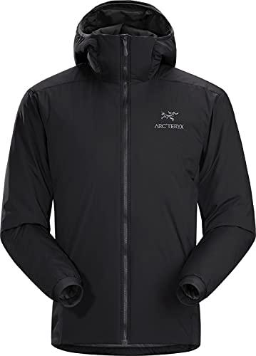 Arc'teryx Atom LT Hoody Men's | Lightweight, Versatile synthetically Insulated Hoody. | Black, Medium
