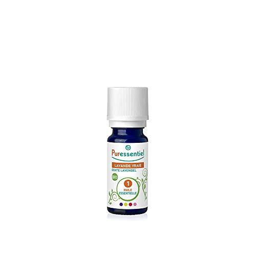 Puressentiel - Vero olio essenziale di lavanda - Biologico - 10 ml
