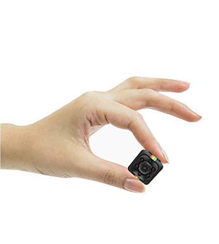 OJX Hidden Mini Portable Smallest spy Camera | 12MP Lens |Small Size | Night Vision | 1080p HD Video and Audio Recording | Portable Gadget | Hidden Camera Device - (Non WiFi)