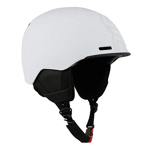 Indigo O'Neill Helm Core | Weiß | Ski & Snowboard Helm (Weiß, L | 58-61 cm)