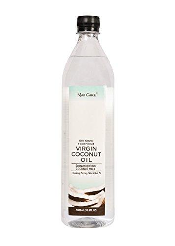 Maxcare Virgin Coconut Oil (Cold Pressed) 1000ML