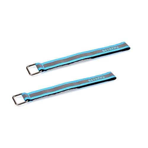 BETAFPV 2pcs Battery Strap Polyester Non-Slip Lipos Strap for 4-5inch FPV Drone Toothpick Quadcopter 4-5S FPV Battery TWIG Frame