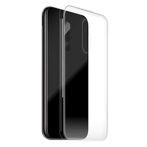 KSTORE365 Funda De Silicona Transparente Xiaomi Pocophone F1 Protector De Goma Blanda Cover Carcasa Caucho TPU para Xiaomi Pocophone F1