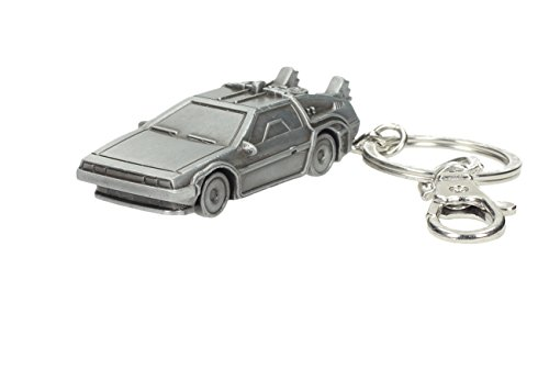 Official Back to the Future DeLorean 3D Keyring
