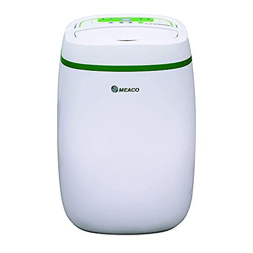 Meaco 12L Low Energy Dehumidifier and Air Purifier 2 in 1- Quiet...