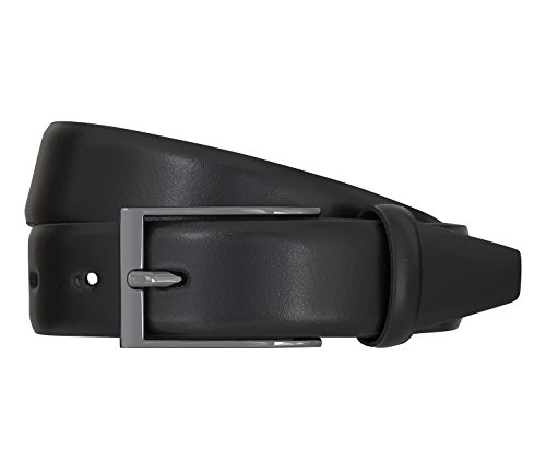 LLOYD-Herren-Ledergürtel 30 mm schwarz BW95