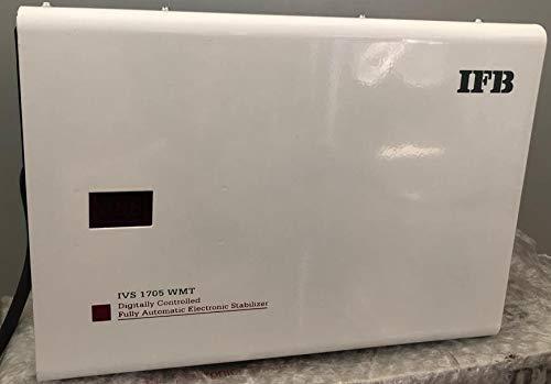 IFB IVS 1705A 150-305V Voltage Stabilizer (White, Metallic Finish)