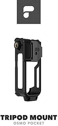 PolarPro Tripod Mount for DJI Osmo Pocket (Dual 1/4-20 mounts)