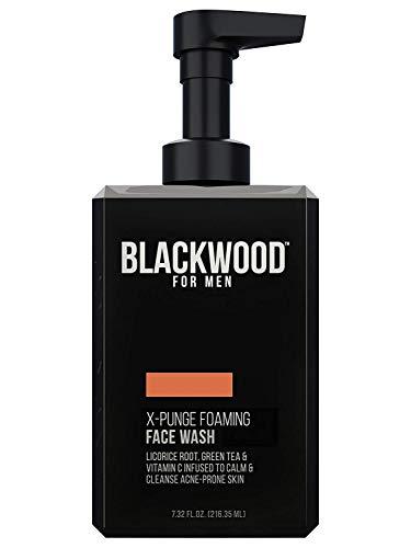 Blackwood For Men X-Punge Foaming Face Wash, 7.32 Fl Oz