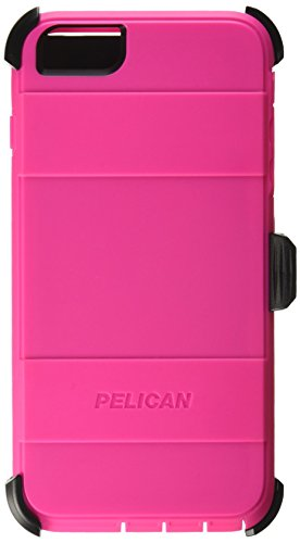 Pelican Cell Phone Case for Apple iPhone 6/6s Plus - Retail Packaging - Pink
