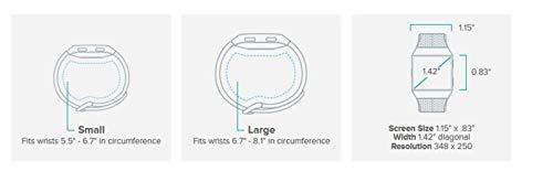 Fitbit Ionic Montre Intelligente Santé et Entraînement Physique - 5