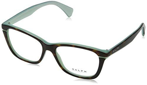 Ralph Lauren Brille für Vista RA7090 601 havana rahmenmaterial: kunststoff größe 53 mm brille für damen