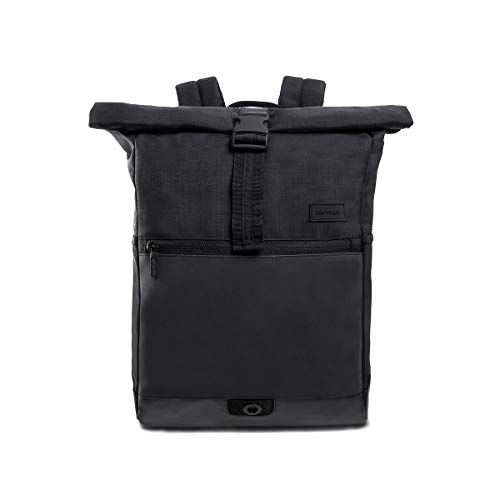 Crumpler Road Mentor Rucksack Multifunktional Daypack Tagesrucksack Alltag Leicht Outdoor Frau Mann RM-001 schwarz