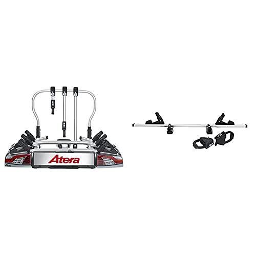 Atera 022701 Fahrradträger Strada Evo 3 - Kupplungsträger & 022711 Erweiterung Evo 3 Heckträger
