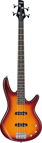 IBANEZ GIO-Serie E-Bass 4 String - Brown Sunburst (GSR180-BS)