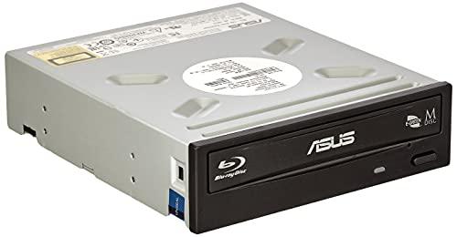 ASUS BW-16D1HT 16X - Grabadora de Blu-ray (BULK + S / W), compatibilidad con M-DISC, encriptación de discos, E-Green, E-Media ✅
