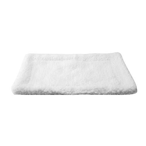 koulate Small Animal Nest Accessories, 4 Colors Bed Mat Warming Sleeping Pad for Squirrel Hedgehog Guinea Pig Hamster (4#)