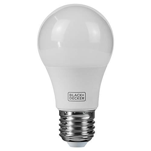 Lâmpada LED Bulbo A55 6500K, 100-240V Não Dimerizável, Black+Decker, BDA6-0500-02, 4.8 W