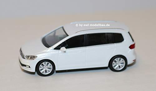 Herpa VW Touran, weiß, 038492-003, bunt