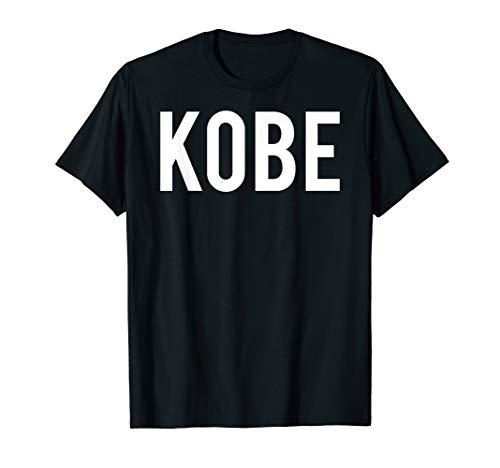 Kobe T Shirt - Cool new funny name fan cheap gift tee