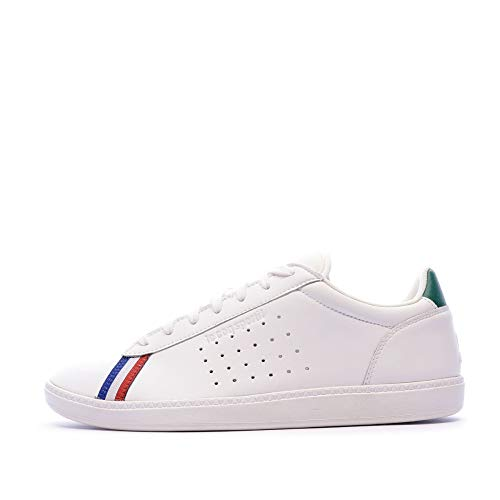 Le Coq Sportif Baskets Blanches Homme Courtstar Leather