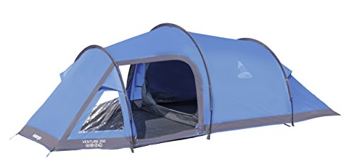 Vango Venture Tunnel Tent, River Blue, 250