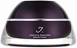 JUNO Co Moonshine Miracle Cream Face Primer Moisturizer Makeup Base Cosmetic Beauty Foundation product image