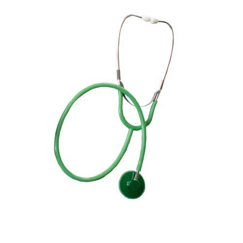 Flachkopf-Stethoskop Schwesternstethoskop grün