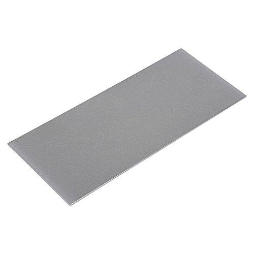 Dünnes Schleifpolierdiamant Quadrat Messer Werkzeug Vierkant Polier Schleifstein für Messer schärfen Körnung 80 Bis 3000(1000 Grit)